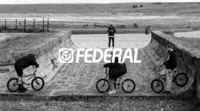 Federal Bikes AM BMX video