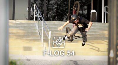 Fit Bike Co. F-Log Max Miller VS Denver Concrete BMX