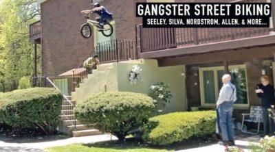Gangster Street Biking BMX video