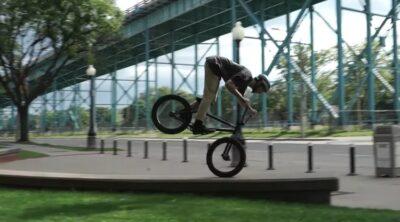 Merritt VS Windsor BMX video