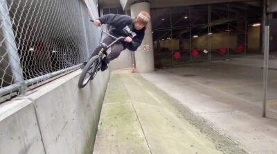 Ryan Howard Bo Bowen BMX video