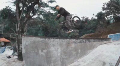 Alvaro Esquivel Proper BMX video Costa Rica
