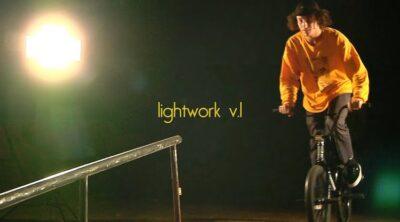 Beige Cru Lightwork V1 BMX video