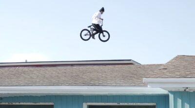 Mike Gray 2020 BMX video