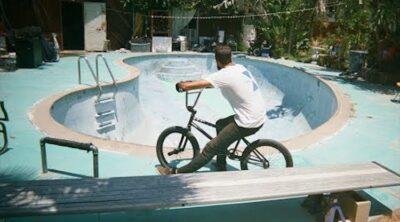 Pool Service Announcement Raw Cut BMX