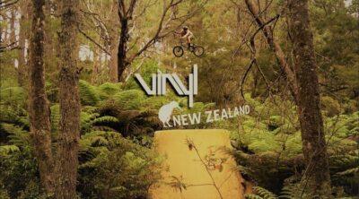 Vinyl BMX New Zealand 2020 BMX video