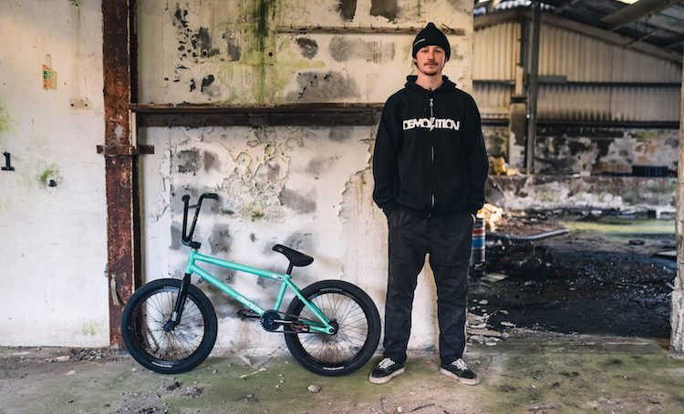 Joe Ferguson On Radio Bikes BMX