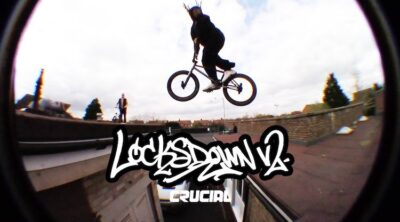 Crucial BMX Locksdown V2 BMX video