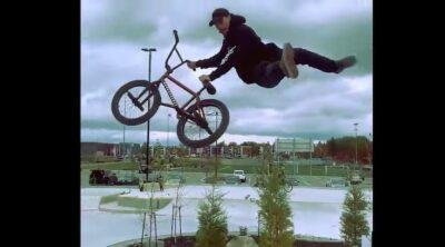 Dillon Lloyd Spring 2021 Compilation BMX video