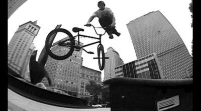 Eye Contact NYC BMX video