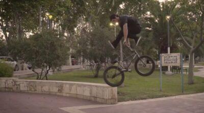 Fiend BMX Benjamin Frola 2021