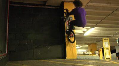 Harry Mills Wakley Animal Bikes BMX video