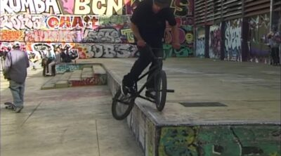 Kink BMX Agus Gutierrez BCN Raw BMX video