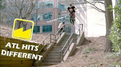 Merritt BMX ATL Hits Different