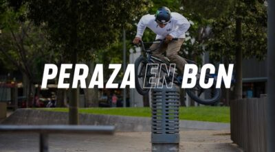 Mongoose BMX Kevin Peraza In Barcelona Video