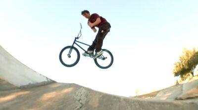 Odyssey BMX Matt Nordstrom Anodize Blue BMX wheels