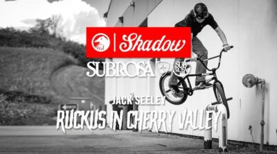 Shadow Conspiracy Subrosa Brand Jack Seeley Welcome Video BMX