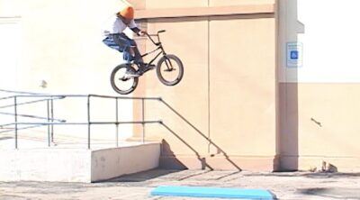 Ty Wade For The Homies BMX video