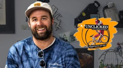 Unclicked Podcast Aaron Ross BMX