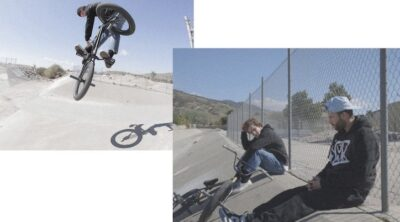 Volume Bikes California to Arizona BMX video