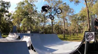 Colony BMX Alec Danelutti BMX video