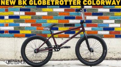 GT BMX Brian Kachinsky Globetrotter promo
