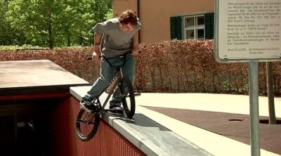 Jaume Sintes Welcome to Primo BMX