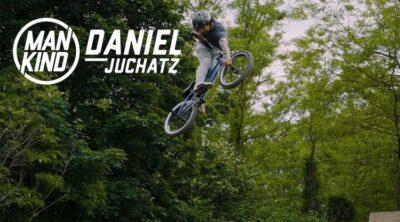 manind bmx Daniel Juchatz Sunchaser Line