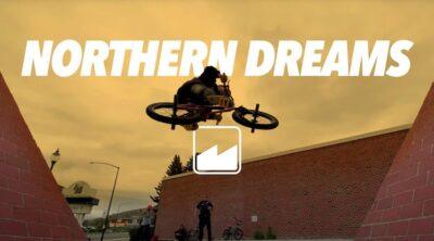 Merritt BMX Montana Dreams video