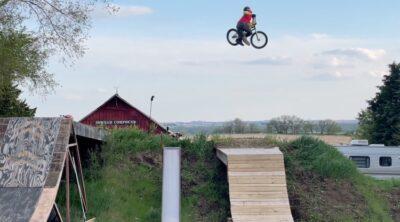 Nowear BMX Jonathan Bronson BMX video