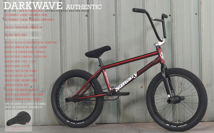Sunday Bikes 2022 Complete Bikes Preview