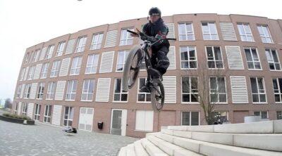Twan van Wijk Fight or Flight BMX video