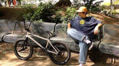 Artur Meister Kink BMX bike