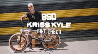 BSD BMX Kriss Kyle 2021 Video Bike Check