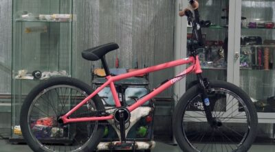 Colony BMX Clint Millar Video Bike Check BMX