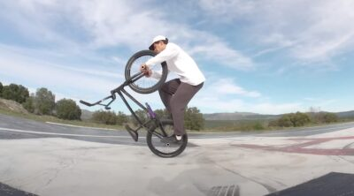 Eclat BMX Mugen Tire Promo BMX video