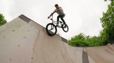 Etnies Chase Hawk Marana Slip BMX video