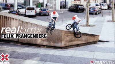 Felix Prangenberg X Games Real BMX 2021