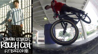 Fit Bike Co Damian Cespedes California Raw Cut