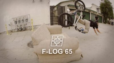 Fit Bike Co. F-LOG trash