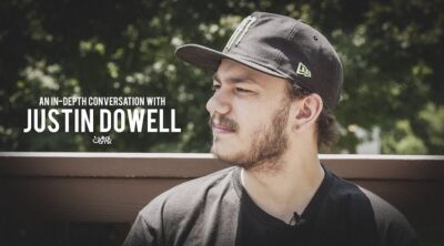 In Depth Conversation Justin Dowell
