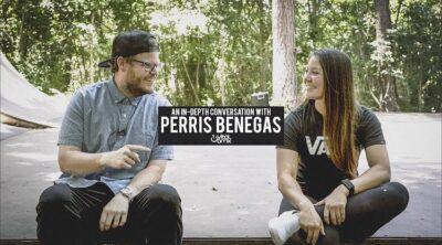 In-Depth Conversation Perris Benegas BMX