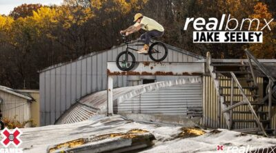Jake Seeley X Games Real BMX 2021