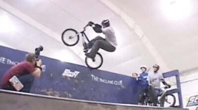 Jay Miron Evolution BMX video 2004