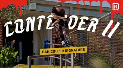 KInk BMX Dan Coller Contender 2 frame