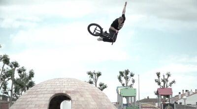 Kink BMX Santiago Laverde BMX video