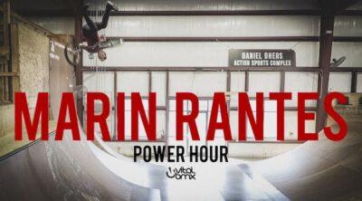 Marin Rantes Power Hour BMX