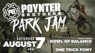 Poynter Bros Park Jam BMX
