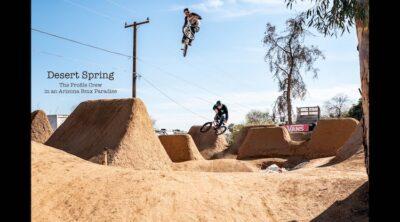 Profile Racing Desert Spring BMX video