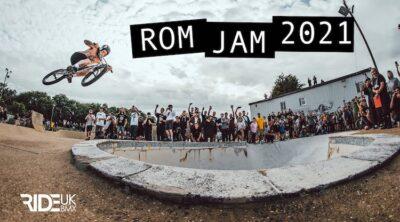 ROM Jam 2021 BMX video